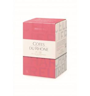 BIB Côtes-du-Rhône rosé 5L